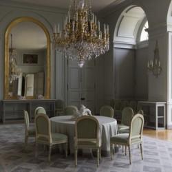 Location du château de Rambouillet pour des diners d'affaire