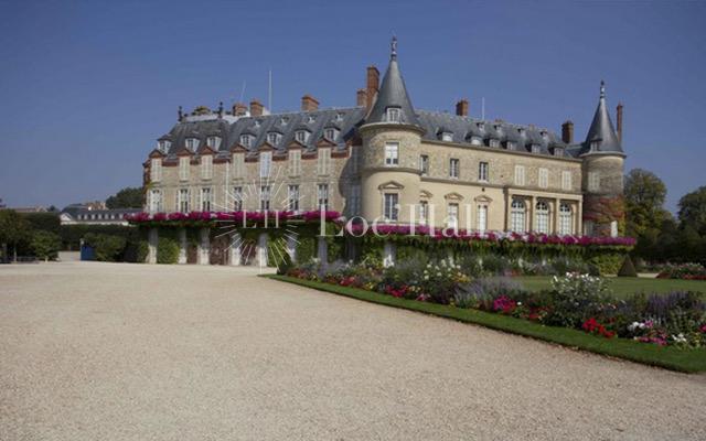 Location du chateau de Rambouillet pour évènements professionnels