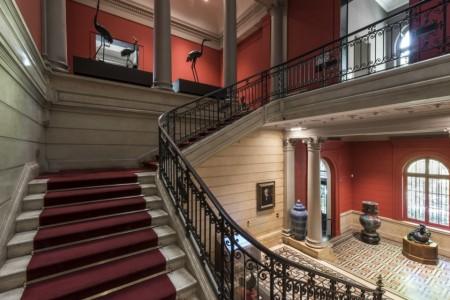 Musee Cernuschi Hall d'honneur