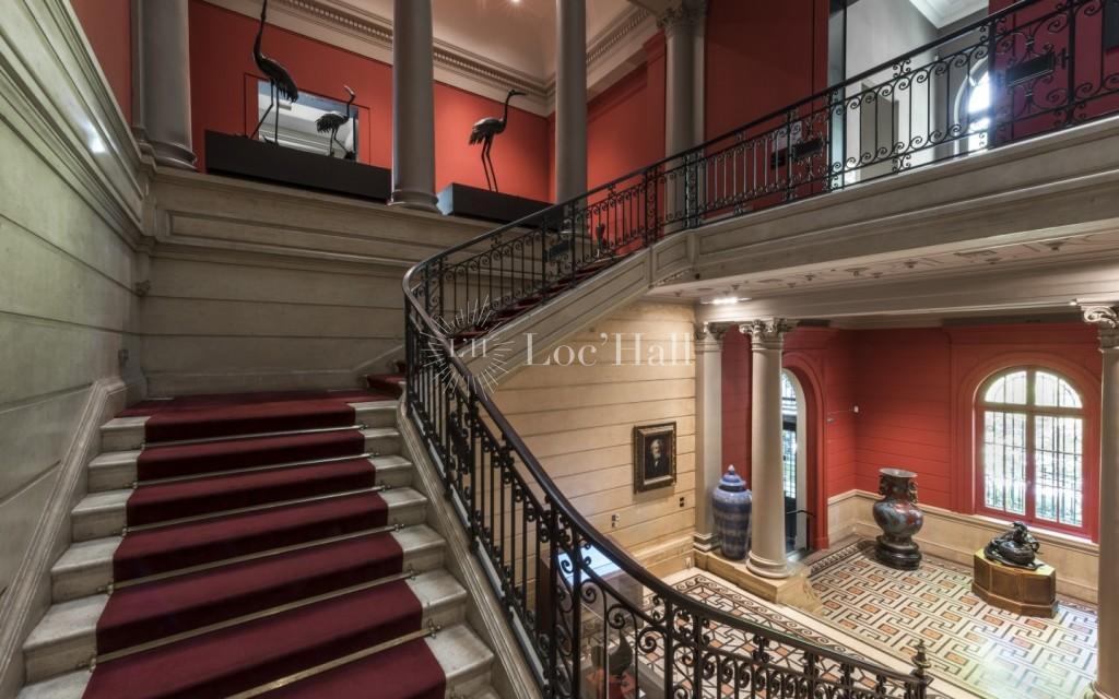 Location du Musée Cernuschi, Musée des Arts de l'Asie de la Ville de Paris pour des évènements corporate