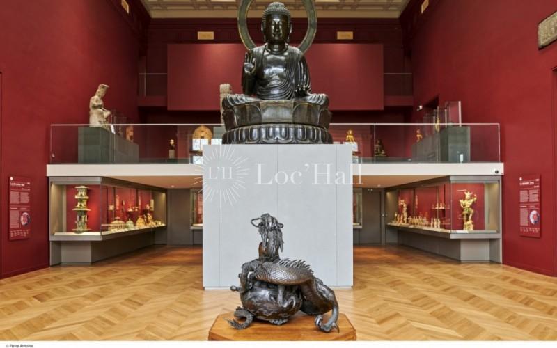 Location du Musée Cernuschi, Musée des Arts de l'Asie de la Ville de Paris pour des évènements professionnels