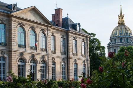 Location du musée Rodin pour des évènements