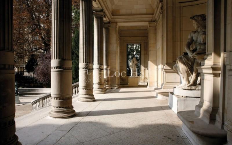 Palais Galliera Musée de la Mode Réception
