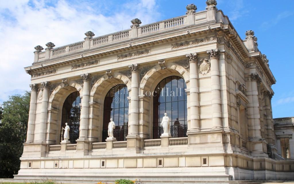 Location du Palais Galliera Musée de la Mode pour évènements d'entreprises