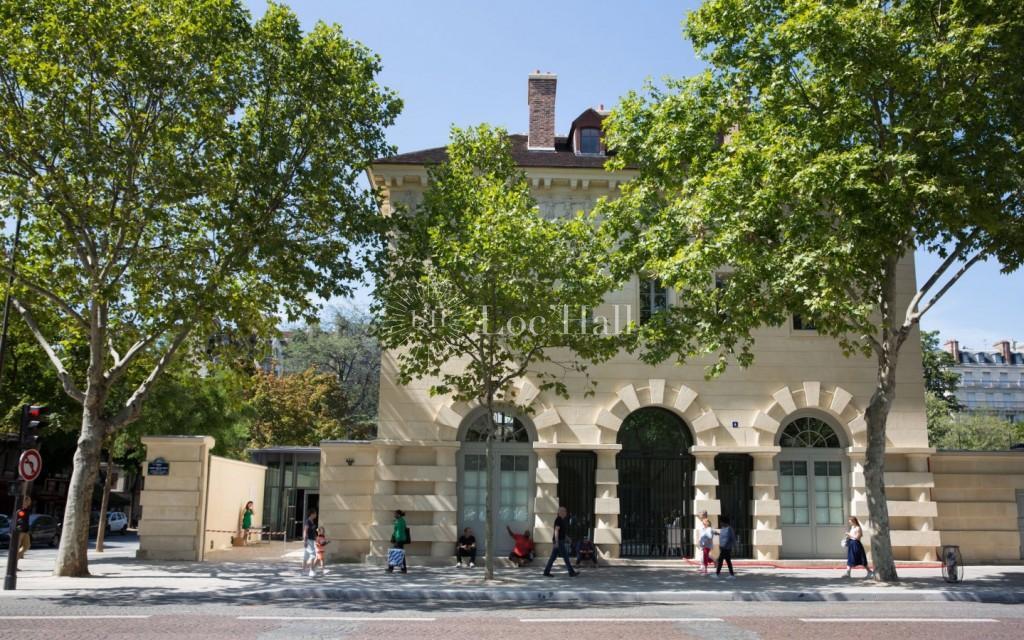 Musée de la Libération de Paris, Musée du général Leclerc, Musée Jean Moulin Location - Loc'Hall