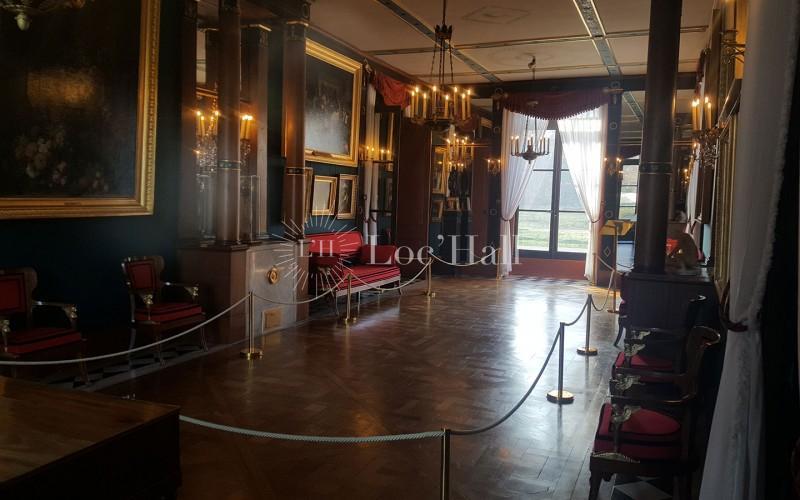 Location du château Malmaison pour des réceptions d'entreprises
