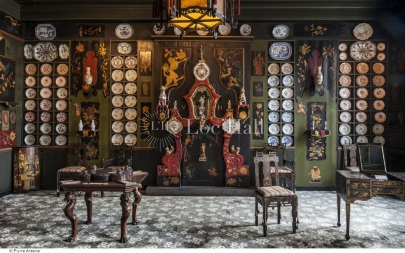 Location de Maison de Victor Hugo pour des cocktails