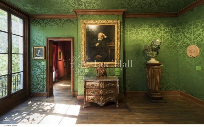 Location de Maison de Victor Hugo pour des évènements corporate