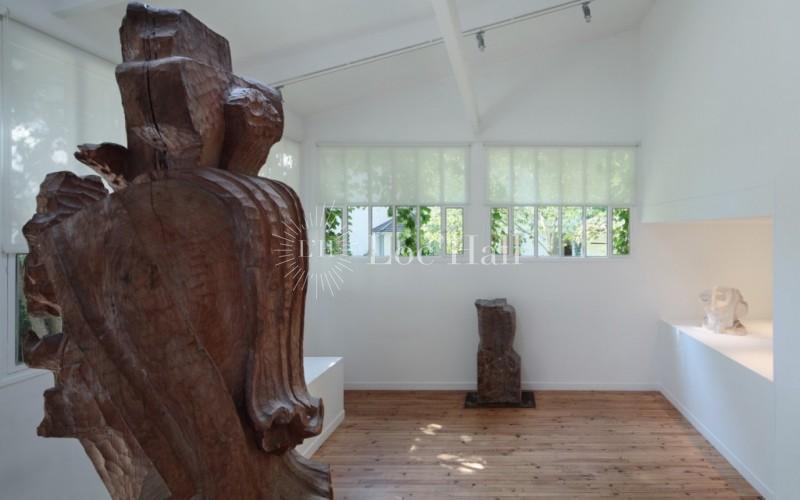 Privatisation du Musée Zadkine pour des réceptions