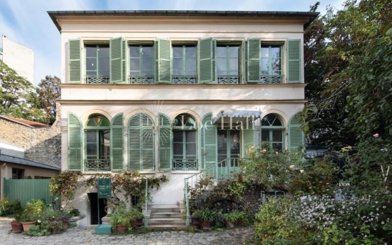 Location Musée de la Vie Romantique pour des réunions