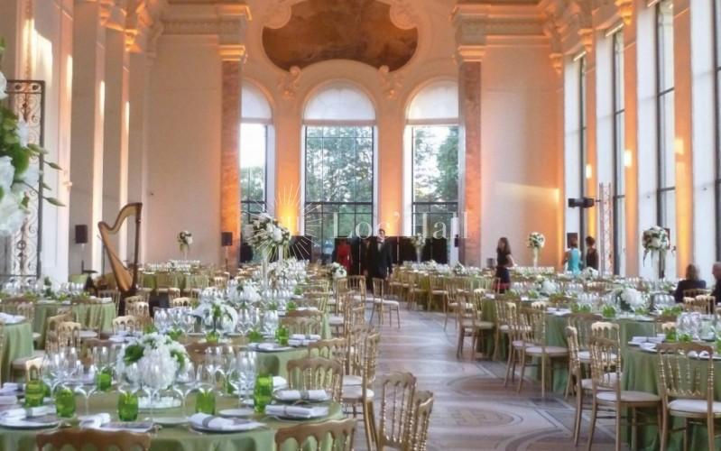 Location du Petit Palais, Musée des Beaux-Arts de la Ville de Paris pour des banquets