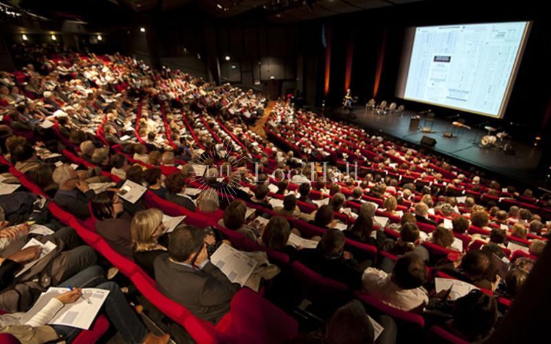 Théatre André Malraux : privatisation pour séminaires