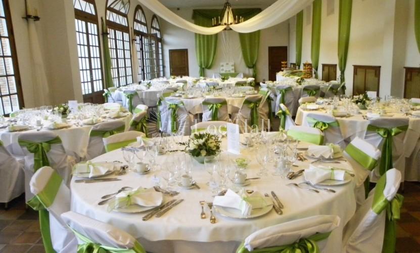 Privatisation du Château de Bouges pour des banquets