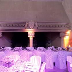 Privatisation du Château de Pierrefonds pour des banquets