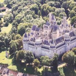 Privatisation du Château de Pierrefonds pour des réceptions