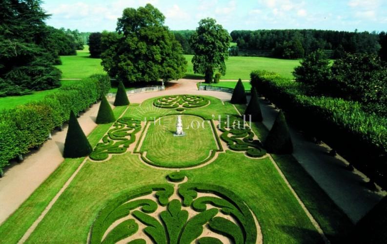 Privatisation du Château de Bouges pour des évènements d'entreprises