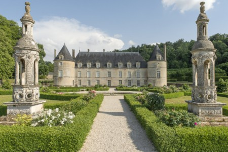 chateau de bussy rabutin location