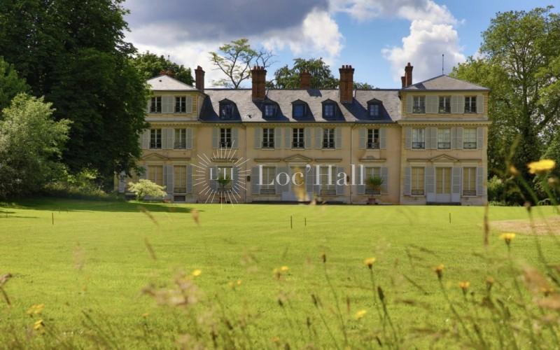 Domaine de Madame Elisabeth : Location et Privatisation Loc'Hall