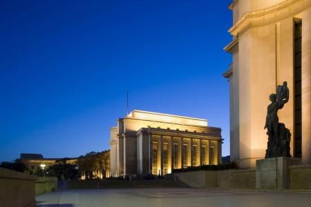 Location Cité de l'Architecture et du Patrimoine Loc'Hall