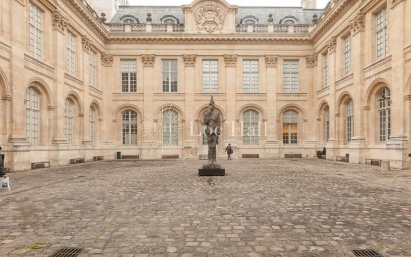 Location du Musée d'art et d'histoire du Judaïsme et Privatisation