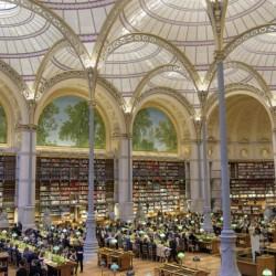 Location de la bibliothèque nationale de France