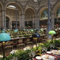 Location Bibliothèque Nationale de France pour événements professionnels