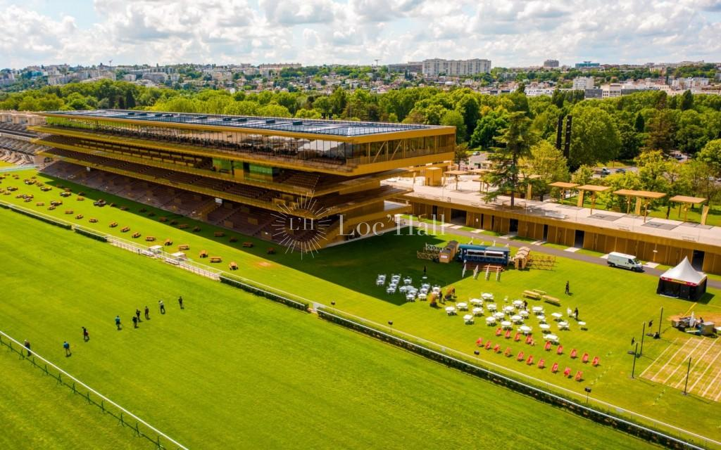 Hippodrome Paris Longchamp