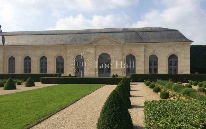 Privatisation Château de Sceaux pour cocktail