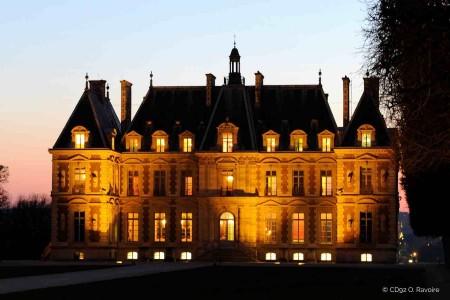 Privatisation Château de Sceaux pour soirées