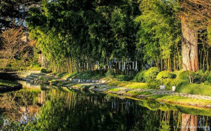 Privatisation du jardin Albert-Kahn pour prises de vue