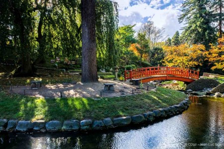 Privatisation du jardin Albert-Kahn pour tournages