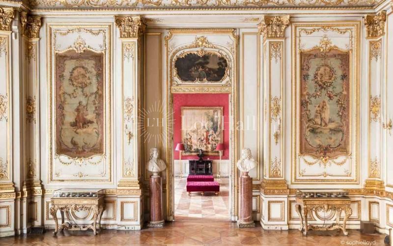Privatisation musée jacquemart andre pour diner