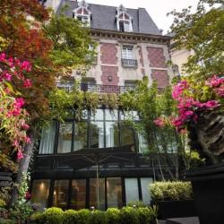 Location Hôtel particulier 6 mandel Privatisation Loc'Hall