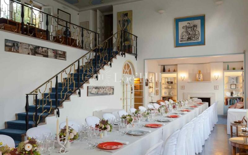 L'Ange Volant - Réception - Double Séjour - Table - Jour