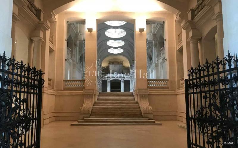Privatisation du musée des arts décoratifs pour un événement