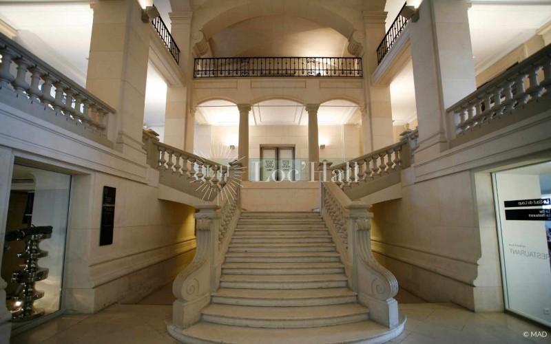 Privatisation du Musée des Arts Décoratifs pour événementcorporate
