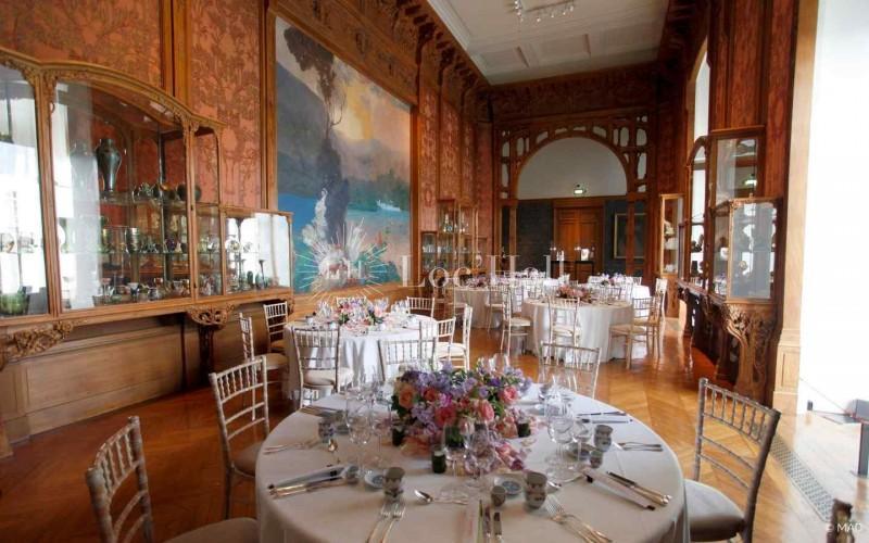 Privatisation du Musée des Arts Décoratifs pour déjeuner