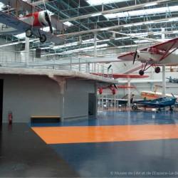 louez le Musée de l'air et de l'espace pour vos séminaires