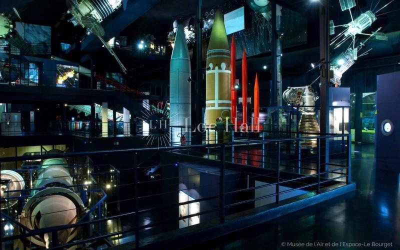 Louez le Musée de l'air et de l'espace pour vos événements professionnels