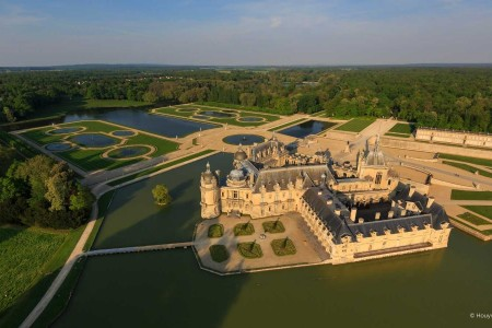 Privatisation du Chateau de Chantilly pour évènement corporate