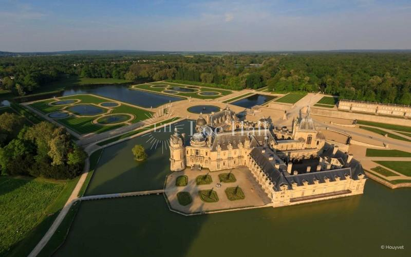 Privatisation du Chateau de Chantilly pour évènement corporate