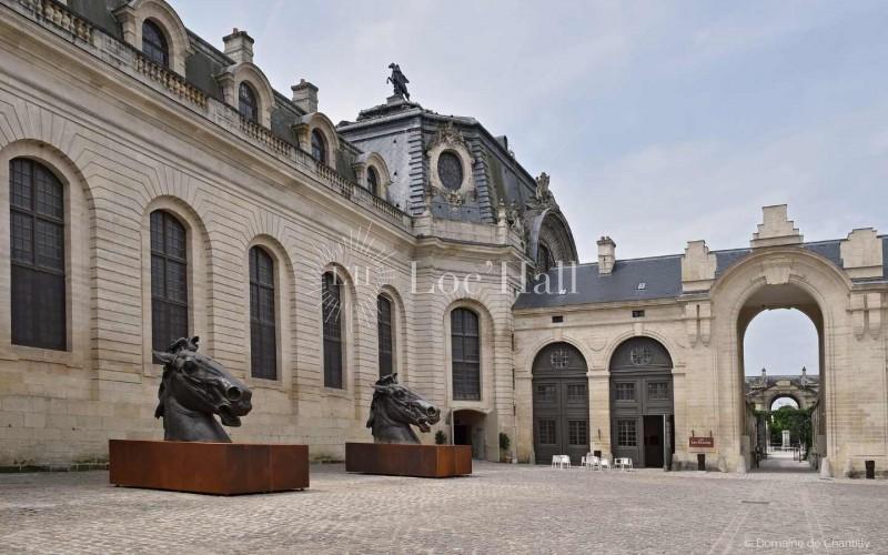 Privatisation des Grandes Ecuries de Chantilly pour vos séminaires d'entreprise