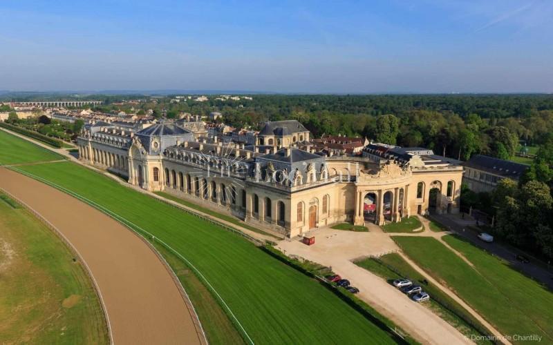 Privatisation des Grandes Ecuries du domaine de Chantilly