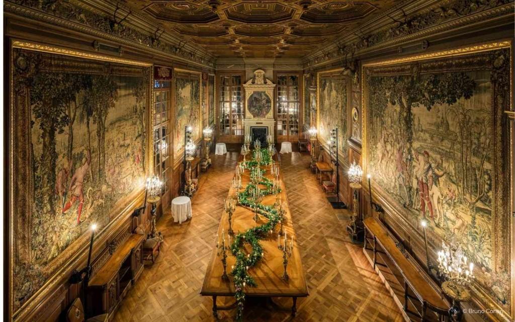 Privatisation du Château de Chantilly pour vos dîners d'affaires