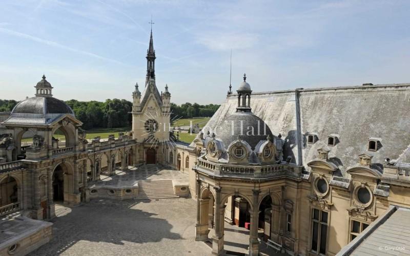 Privatisation du Chateau de Chantilly pour vos évènements BtoB