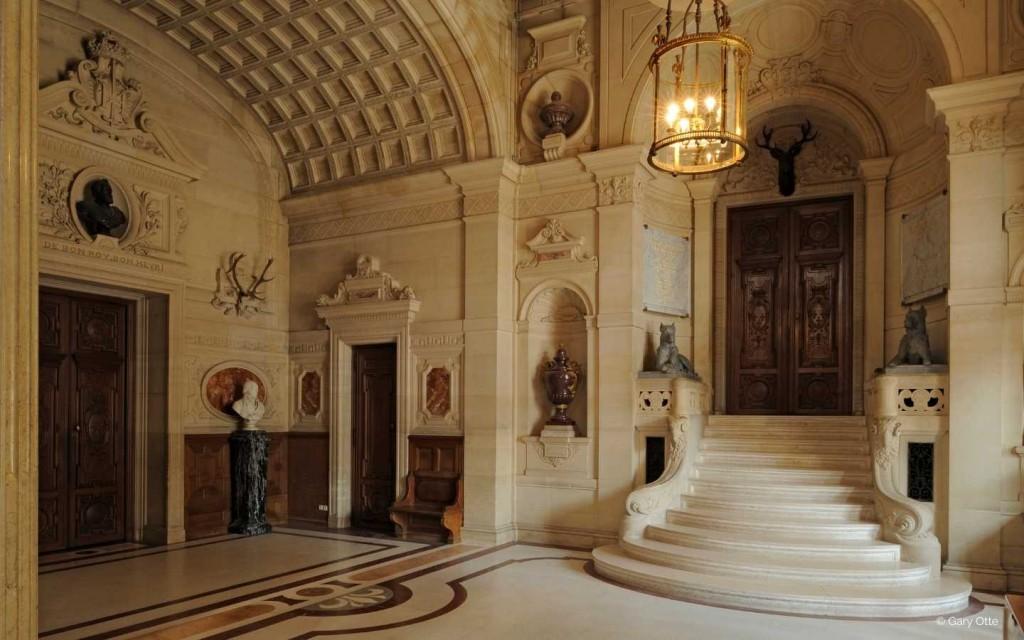 Privatisation du Château de Chantilly pour une réception