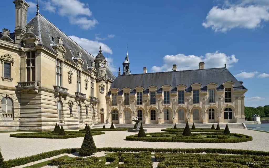 Privatisation du Chateau de Chantilly pour évènement B to B