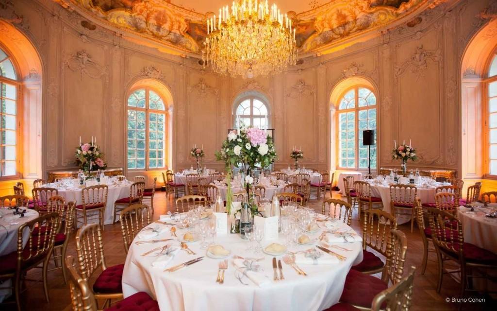 Privatisation du Parc du Chateau de Chantilly pour vos soirées de prestige