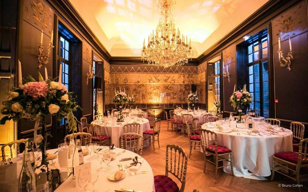 Privatisation du Parc du Chateau de Chantilly pour vos réceptions clients
