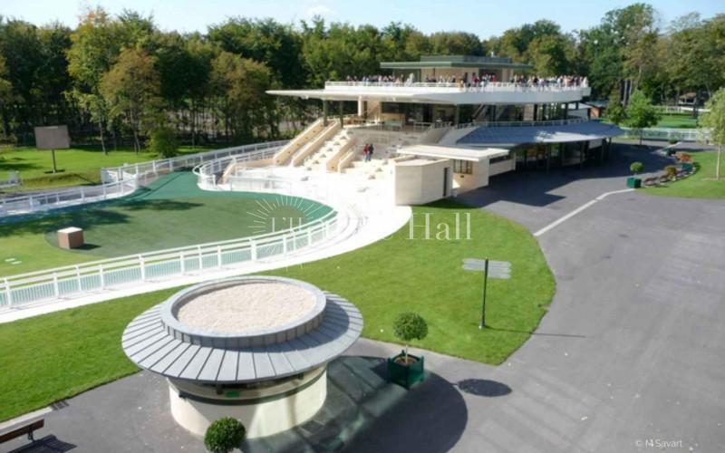 Privatisation de l'Hippodrome du domaine de Chantilly pour diner